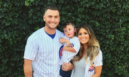 Meet Cubs Outfielder Albert Almora Jr.'s Wife and Former Sixers Dancer Krystal Almora