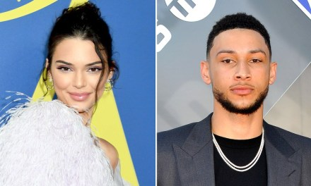 Ben Simmons and Kendall Jenner Are 'Inseparable'