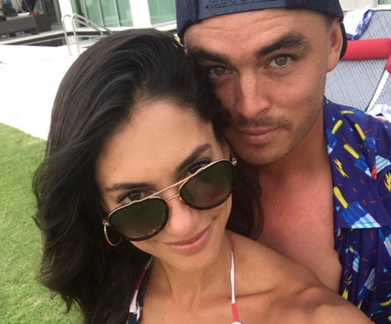 Rickie Fowler and Allison Stokke Won July 4th