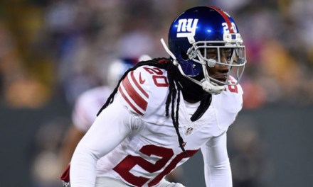Janoris Jenkins Released a Statement About the Death of His Friend at His New Jersey Home