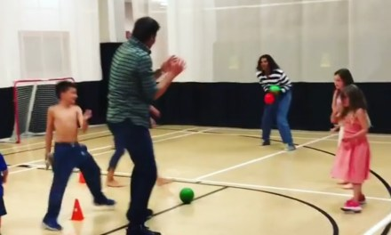 The Brady Family Game of Dodgeball is Pure Chaos