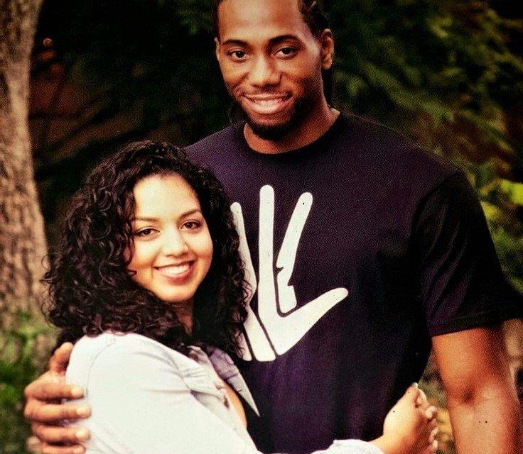 Meet Kawhi Leonard's Girlfriend Kishele Shipley