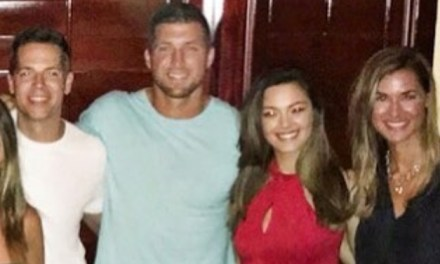 Tim Tebow's Siblings Confirm That He's With Demi-Leigh Nel-Peters
