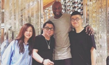 Lamar Odom Moving to Shenzhen, China