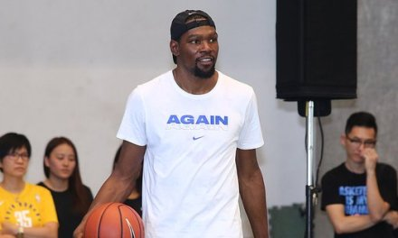 Kevin Durant Beefing with a High School Kid