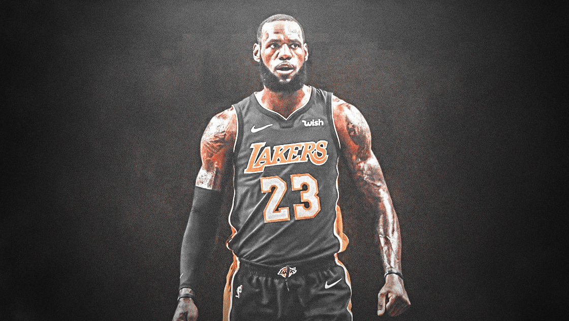 LeBron James Set to Star in a 'Body Swapping Comedy'