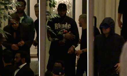 LeBron James, Leonardo DiCaprio, and Al Pacino Grab Dinner
