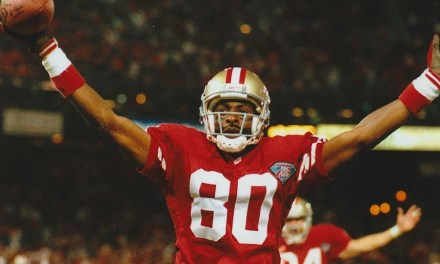 "Jerry Rice ""I'm the F*king Best Football Player of All-Time"""