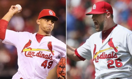 There's a Rift in the Cardinals Bullpen?