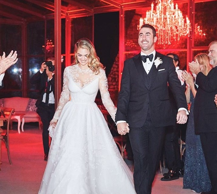 Kate Upton and Justin Verlander Expecting a Baby