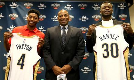 Julius Randle Threw Shade at the Lakers During Pelicans Introductory Press Conference