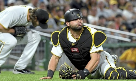 Pirates Place Francisco Cervelli Back on the Disabled List with Post Concussive Symptoms