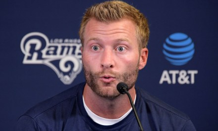 Rams Head Coach Sean McVay Continues to Have the Best Off-Season of Any Coach in the NFL
