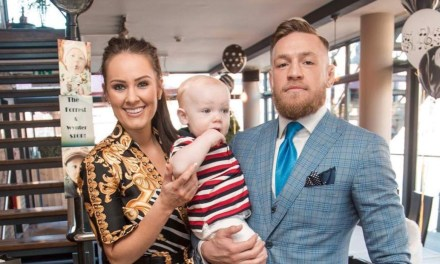Conor McGregor's Girlfriend Wishes Him a Happy Birthday, Reveals She's Pregnant