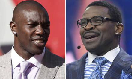 Michael Irvin Sides with HOF on T.O. Decision