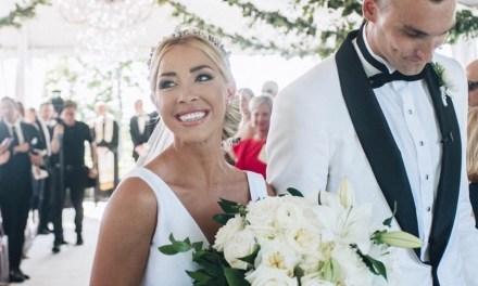 Sam Dekker and Olivia Harlan Wedding Photos
