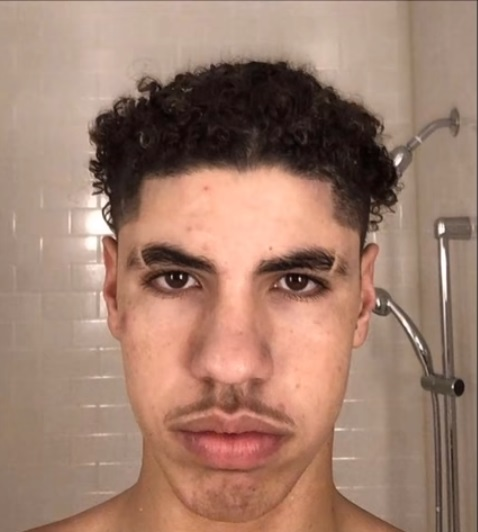 LaMelo Ball Cut his Hair For $800 Offer From Lonzo and LaVar