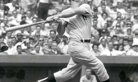 'Holy Grail' Mickey Mantle Card Goes on Display