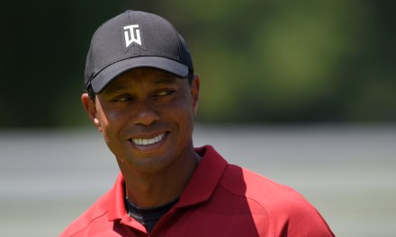 Tiger Woods Drops F-Bomb on Competitors Being Intimidated