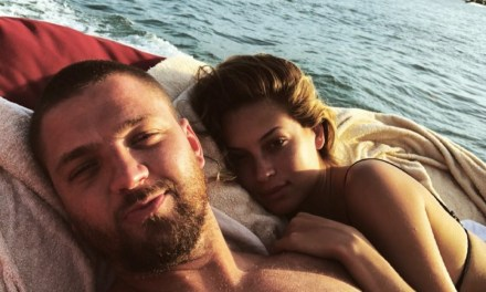 Chandler Parsons and Cassie Amato Crushed Miami