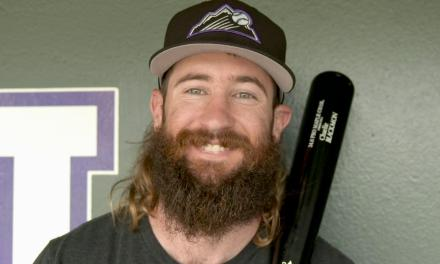 """Charlie Blackmon Dropped a Line from """"The Office"""" During All-Star Game Interview"""