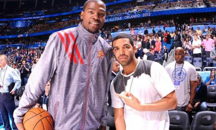 Kevin Durant Posts Workout Mix to Drake