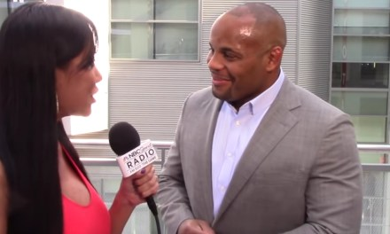 "Daniel Cormier ""I Could Fight Jon Jones Every Single Day"""
