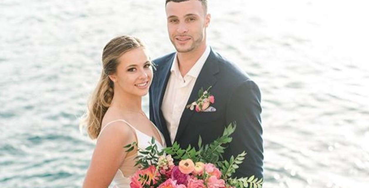 Larry and Hailey Nance Were Married in Hawaii