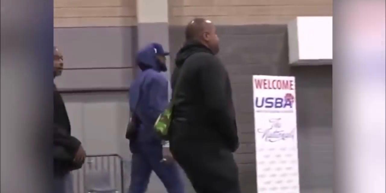 LeBron Full highlights from Bronny Jr's Game