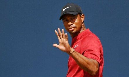 Tiger Woods Starts at 16-1 to Win PGA