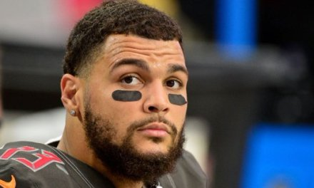 Mike Evans Gives $11K to Aid Family of Slain Man