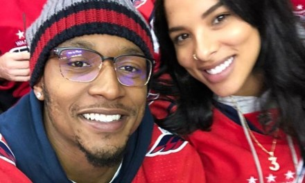 Bradley Beal and Kamiah Adams Welcomed a Baby Boy