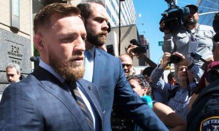 Conor McGregor Takes Plea Deal in Assault Case