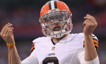 Johnny Manziel Approves of Jimmy Garoppolo's Porn Star Date
