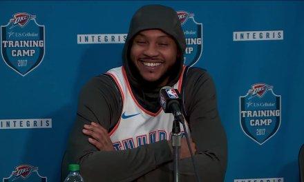 Carmelo Anthony has Finalized Buyout with the Atlanta Hawks
