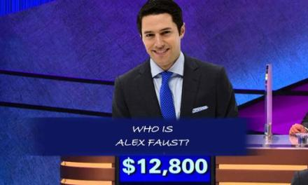 L.A. Kings Announcer Alex Faust Responds to Being Alex Trebek's Replacement on Jeopardy