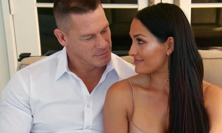 Nikki Bella Confirms She's Split with John Cena