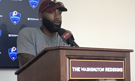 DeAngelo Hall Retires, Takes a Shot at Jay Cutler
