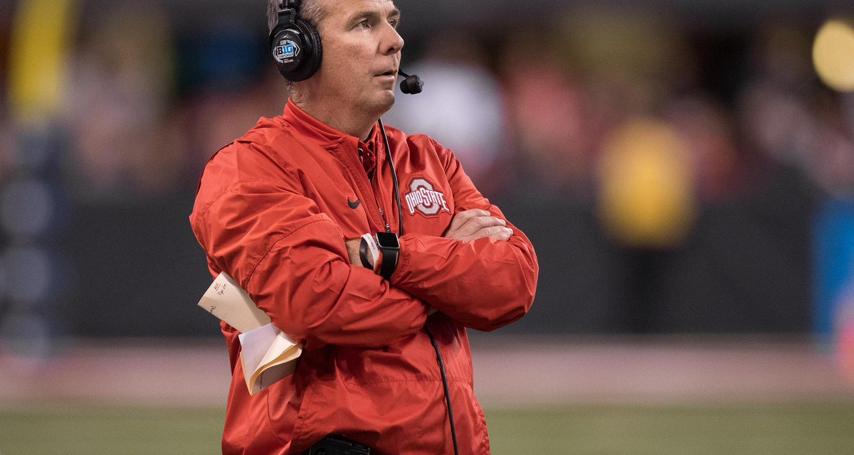 Ohio State puts Urban Meyer on Administrative Leave