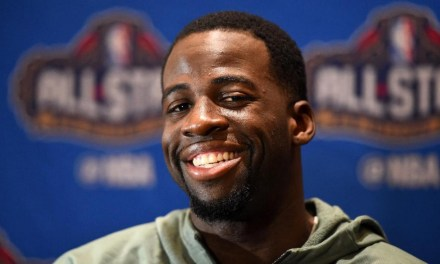 Draymond Green Responds to Tristan Thompson Fight Rumors and Trolls Cavs Fans