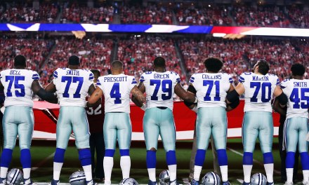 Dak Prescott Stands by His Comments on the National Anthem