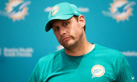 Adam Gase Doesn't Want to Talk About the National Anthem
