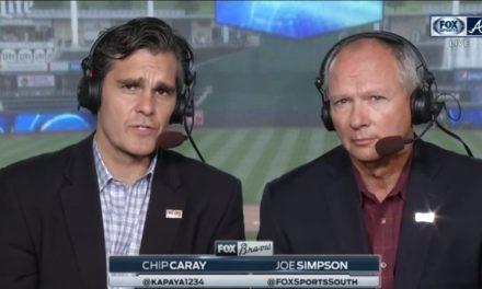 Braves Announcer Joe Simpson Questions Juan Soto's Age