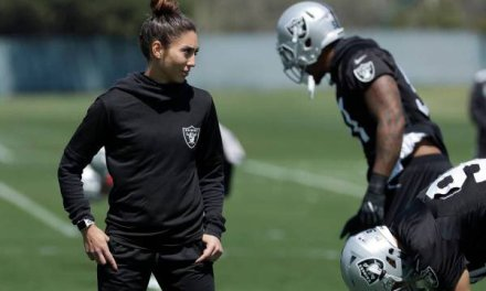 Raiders Hire Their First Female Coach in Team History, Twitter Approves