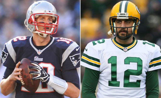 Martellus Bennett Says Tom Brady is Easier to Play with than Aaron Rodgers