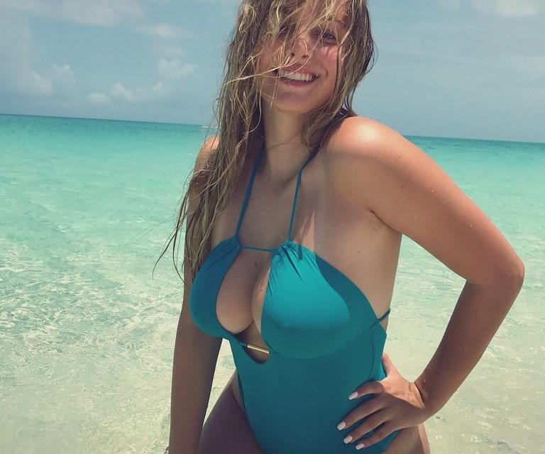 Meet Bret Michael's SI Swimsuit Daughter Raine