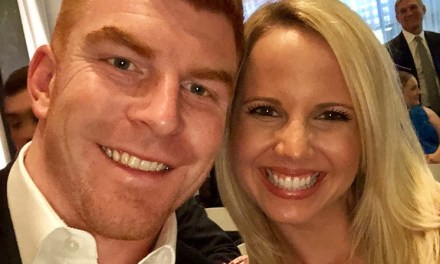 Andy Dalton and Wife Jordan Expecting Baby # 3