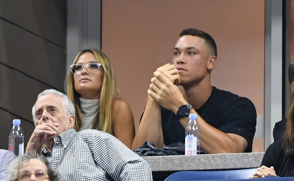 Jen Flaum Only into Aaron Judge for the Attention?