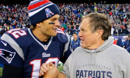 Tom Brady and Bill Belichick Are on the Same Page
