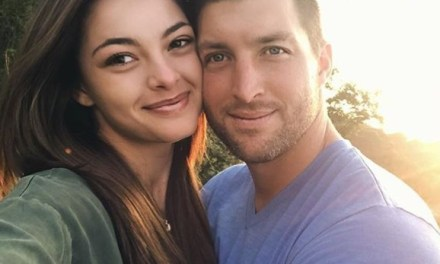 Tim Tebow's Girlfriend Demi-Leigh Nel-Peters Wishes Him a Very Happy Birthday